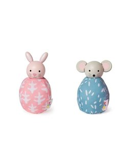 MiO by Manhattan Toy mio animal set mouse + bunny