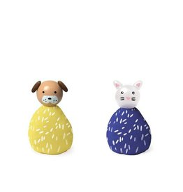 MiO by Manhattan Toy mio animal set dog + cat