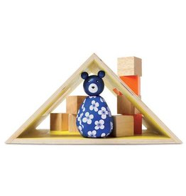 MiO by Manhattan Toy mio camping + bear set
