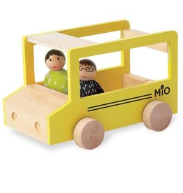 MiO by Manhattan Toy mio school bus + 2 people set