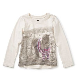 Tea Collection tea collection shetland sweater graphic tee