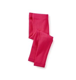 Tea Collection tea collection pointelle baby leggings - cherry