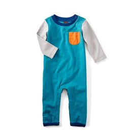 Tea Collection tea collection roddy pocket romper