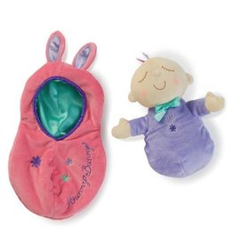 Manhattan Toy manhattan toy snuggle pods hunny bunny