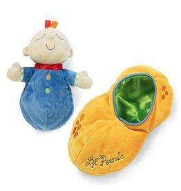 Manhattan Toy manhattan toy snuggle pods lil' peanut