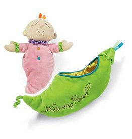 Manhattan Toy manhattan toy snuggle pods sweet pea