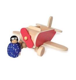 MiO by Manhattan Toy mio airplane + pilot