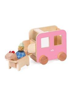 MiO by Manhattan Toy mio carriage + horse + 1 person