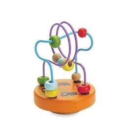 Manhattan Toy manhattan toy wobble around beads orange