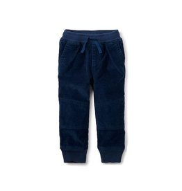 Tea Collection tea collection corduroy baby joggers - whale blue