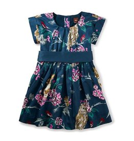 Tea Collection tea collection caledonian forest sash dress