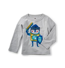 Tea Collection tea collection little knight graphic tee