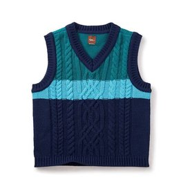 Tea Collection tea collection edan sweater vest