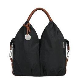 Lassig lassig glam signature neckline bag - black