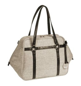 Lassig lassig green label urban bag - choco melange