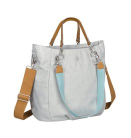 Lassig lassig green label mix n match bag - light grey