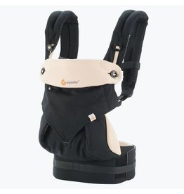 Ergo Baby ergo baby 360 all position baby carrier - black/camel