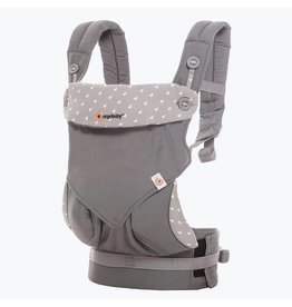 Ergo Baby ergo baby 360 all position baby carrier - dewy grey