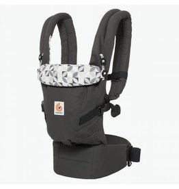 Ergo Baby ergo baby adapt baby carrier - graphic grey