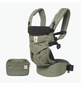 Ergo Baby ergo baby omni 360 baby carrier all-in-one - khaki green
