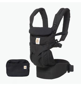 Ergo Baby ergo baby omni 360 baby carrier all-in-one - pure black