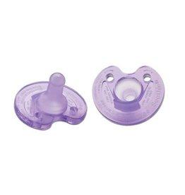 Philips-Avent wee soothie purple preemie 1pk