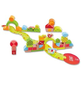 Hape Toys hape toys sunny valley play blocks