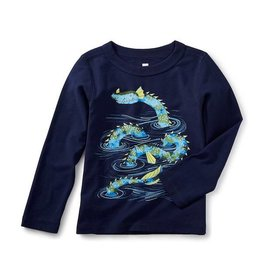 Tea Collection tea collection loch ness graphic tee