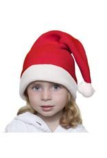 Puffin Gear puffin gear santa baby child hat polartec 200 - red