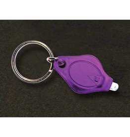 Crazy Aaron Enterprises Inc. crazy aaron's thinking putty - extra blacklight keychain