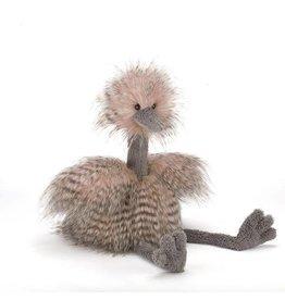 Jellycat jellycat mad pets odette ostrich - large