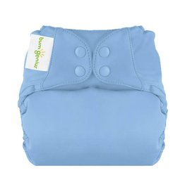 Cotton Babies bumgenius elemental 2.0 classic colours one-size organic AIO diaper