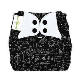 Cotton Babies bumgenius elemental 2.0 prints one-size organic AIO diaper
