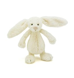 Jellycat jellycat bashful cream bunny - small