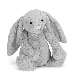 Jellycat jellycat bashful grey bunny - large
