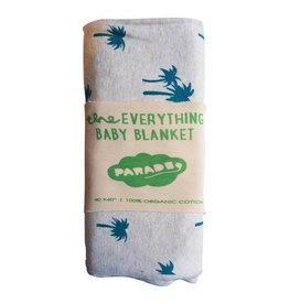 Parade parade organics everything baby wrap - palms