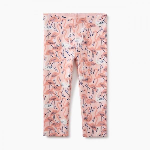 Tea Collection tea collection flamingo capri leggings