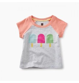Tea Collection tea collection ice pop baby graphic tee