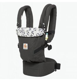 Ergo Baby ergo baby adapt carrier - graphic grey