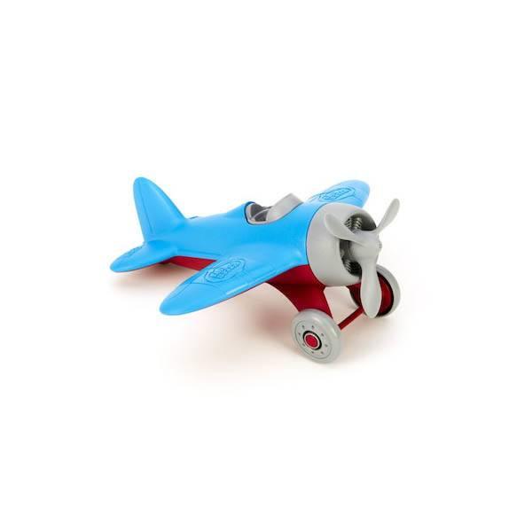 Green Toys green toys airplane blue