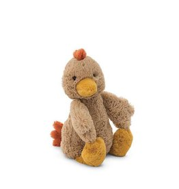 Jellycat jellycat bashful rooster - small