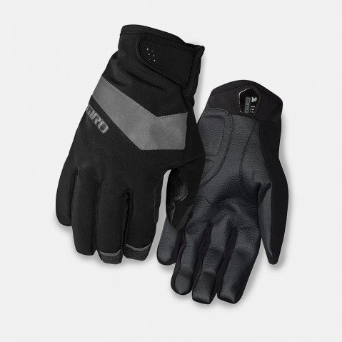 Gloves, Winter Giro Pivot, Black,
