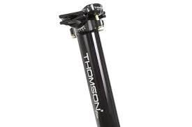 THOMSON Seatpost, THOMSON ELITE 30.9 X 367 Inline Black