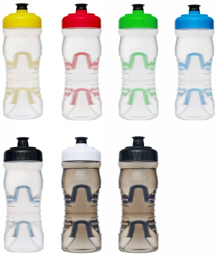 Fabric Waterbottle, Fabric Cageless Bottle 600ml