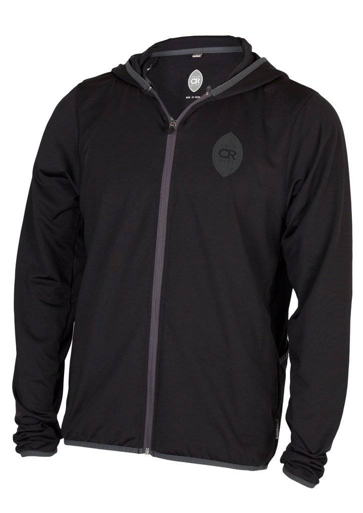 Hoody, Club Ride Infinity Hoody Full Zip