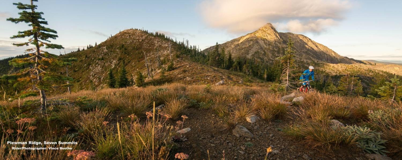 Plewman Ridge, Seven Summits