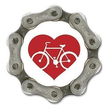 Resource revival, Bike Chain magnets
