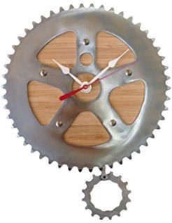 Resource Revival Resource revival, Bamboo Bike Clock