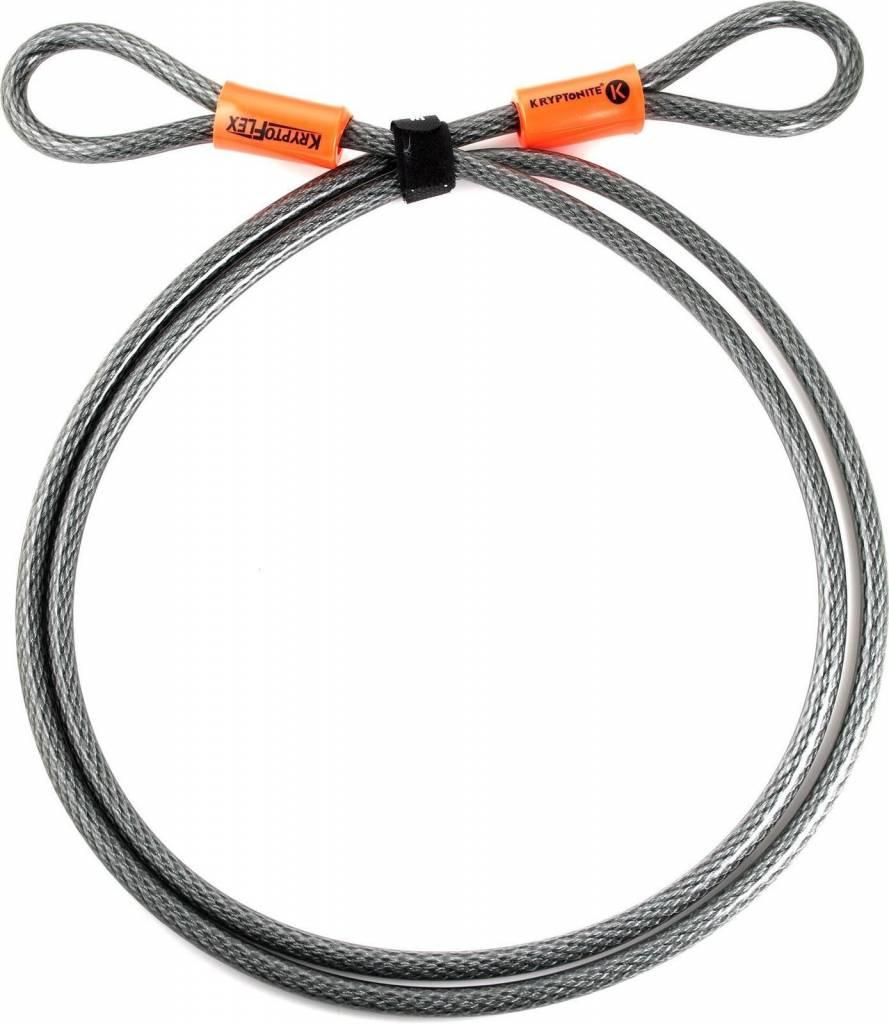 Kryptonite Bike Lock, Kryptonite Kryptoflex 710 Looped Cable 220cm x 10mm