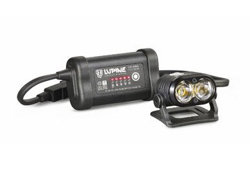 Lupine Piko 4   1500Lumen   light w Smartcore battery